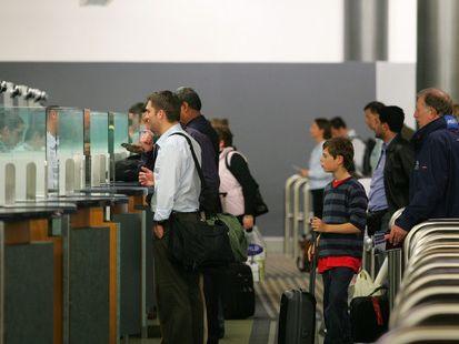 Airport Passengers Checkin