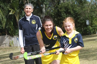 Pine Hills Hockey Club at Bunya Local Women Sport