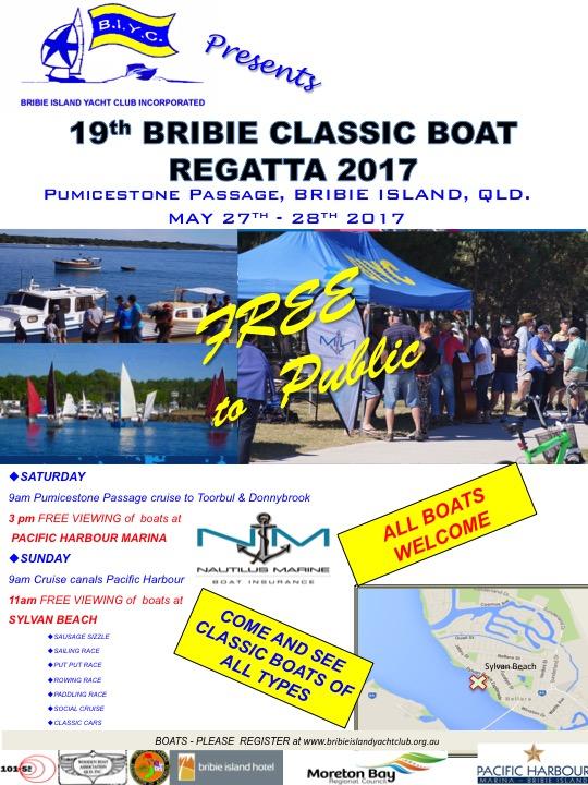 2017 Bribie Island Boat Regatta 2