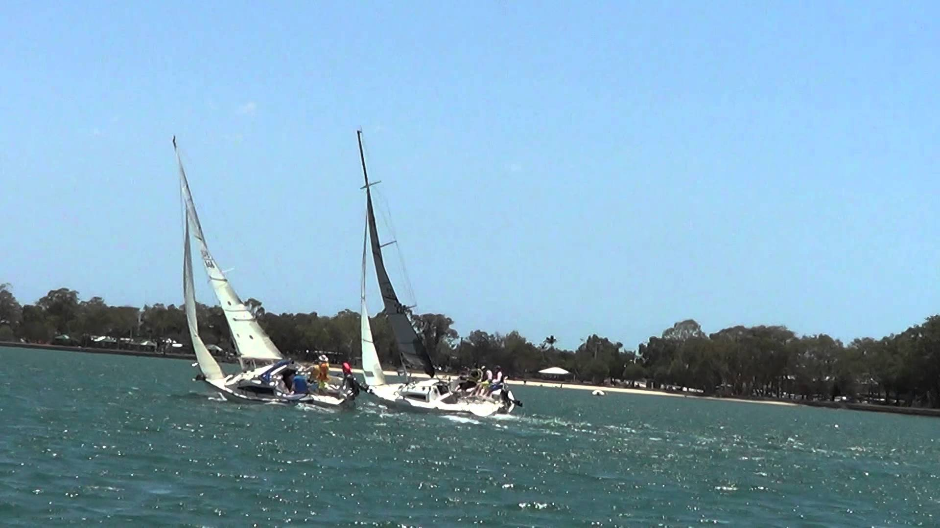 Bribie island yachts