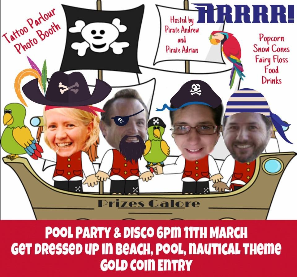 Pirates pool party march 11 image1