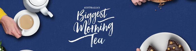 Queensland's biggest morning Tea