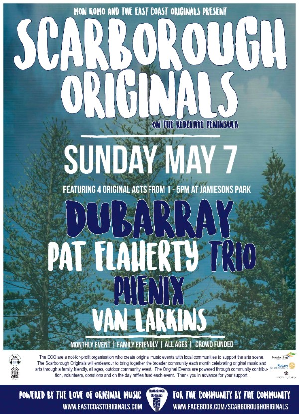Scarborough Originals May 7