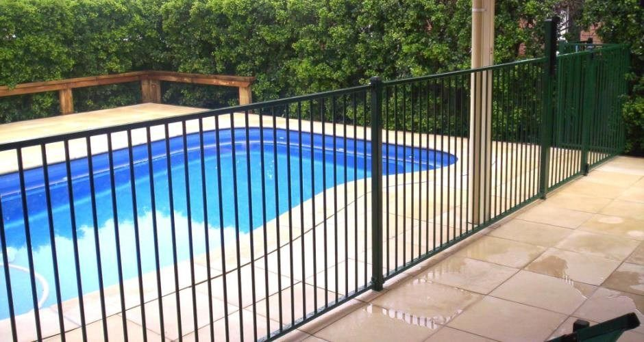 Now is the time to check your pool fences 1015fm for Pool fence design qld