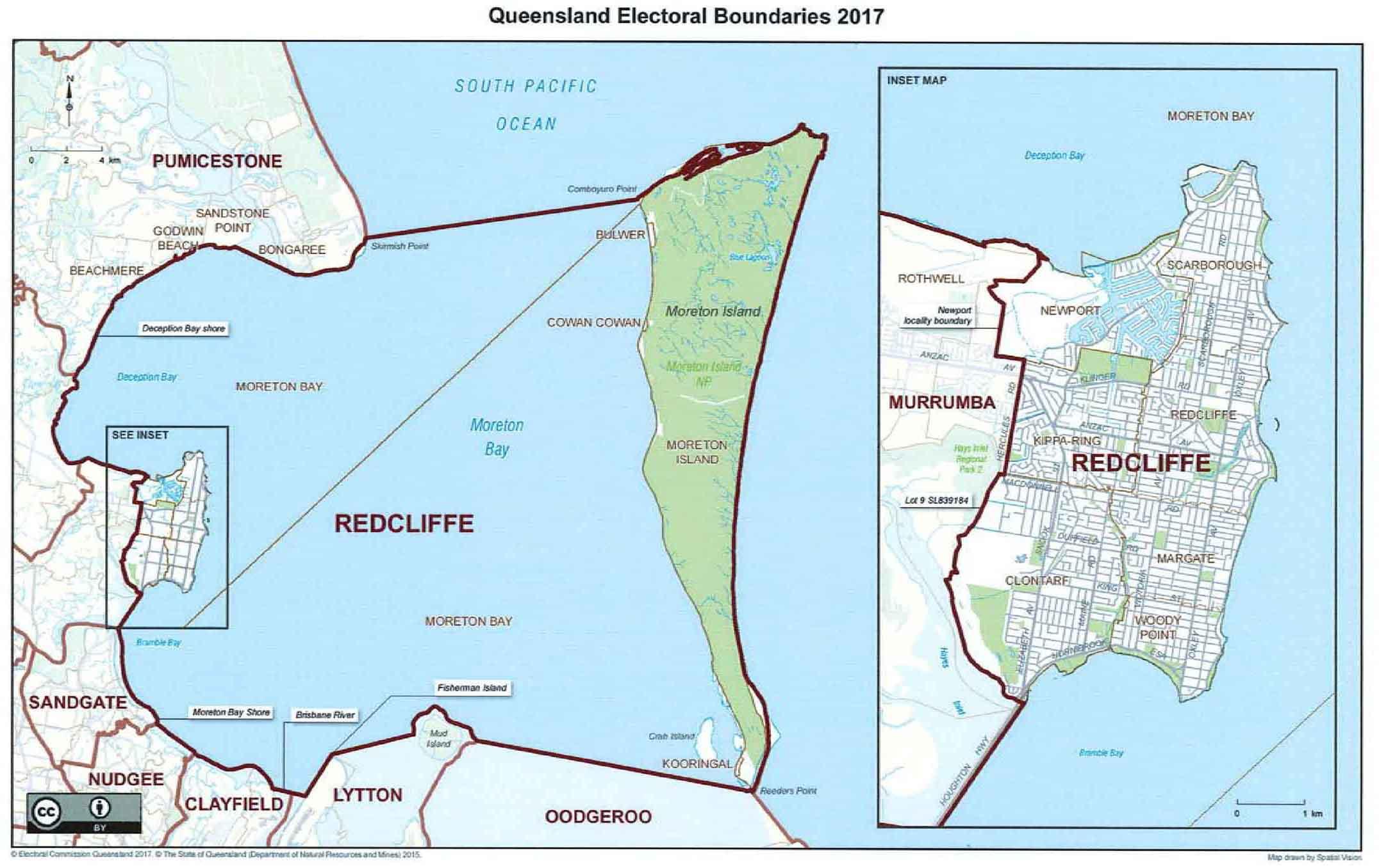 queensland election electorate profile redcliffe 1015fm
