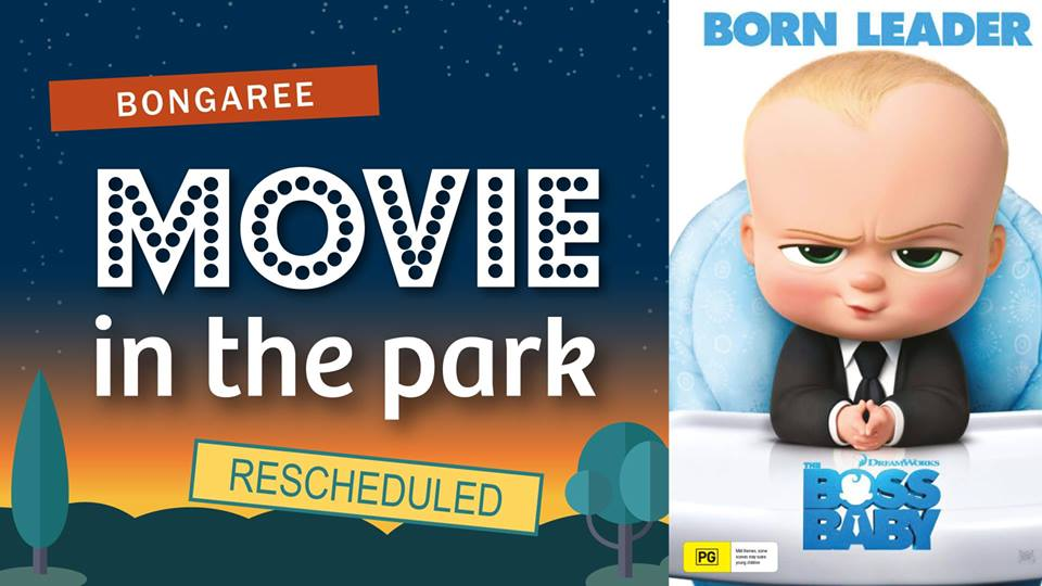 Bongaree Movie In The Park March 10 2018