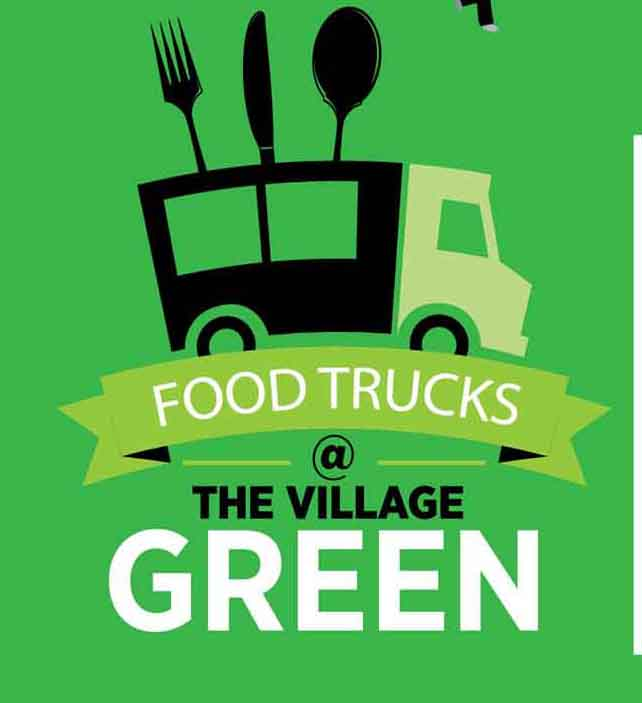 Food Trucks at the Village Green