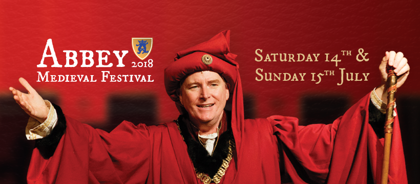 Abbey Museum Medieval Festival 2018