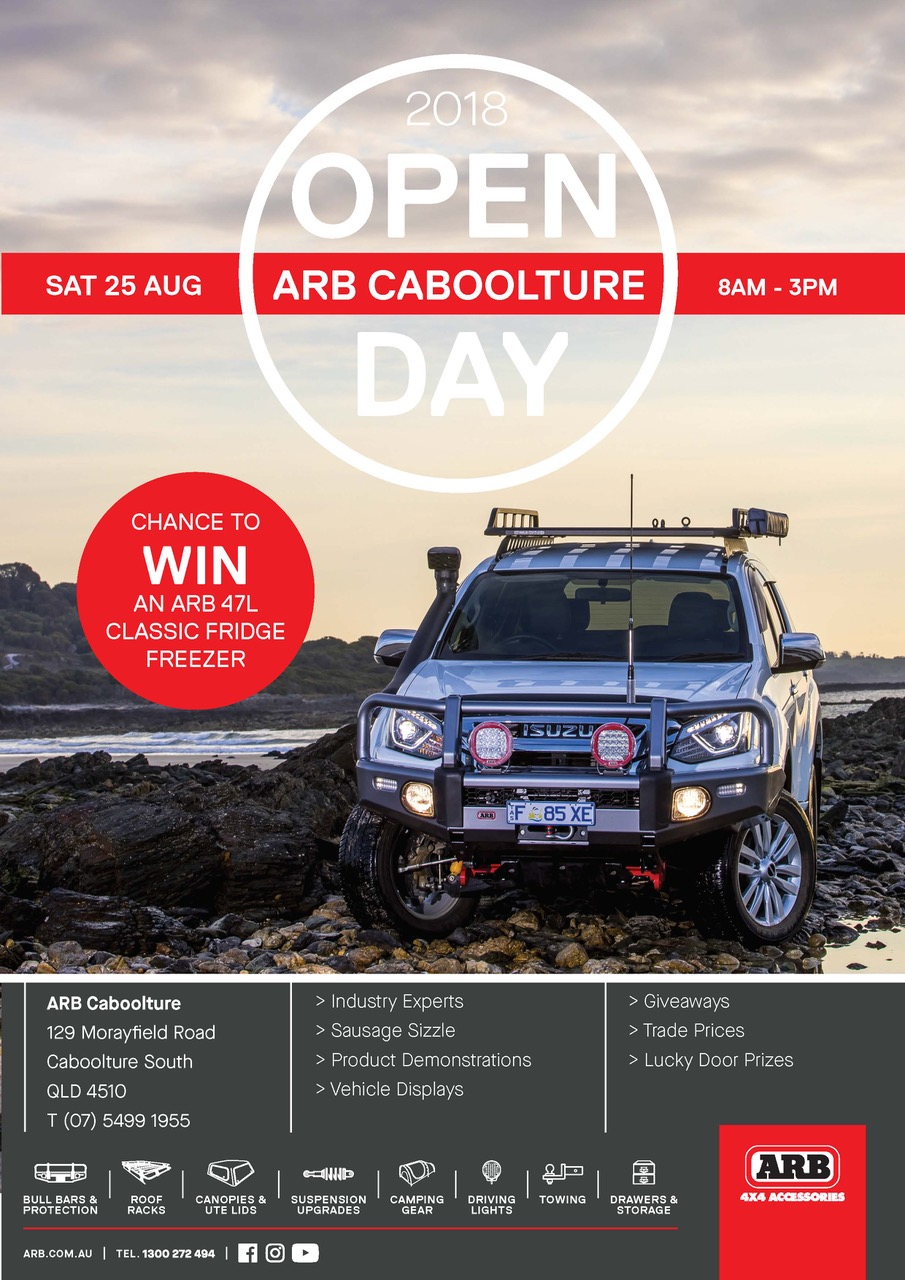 ARB Caboolture Open Day IMG_5601