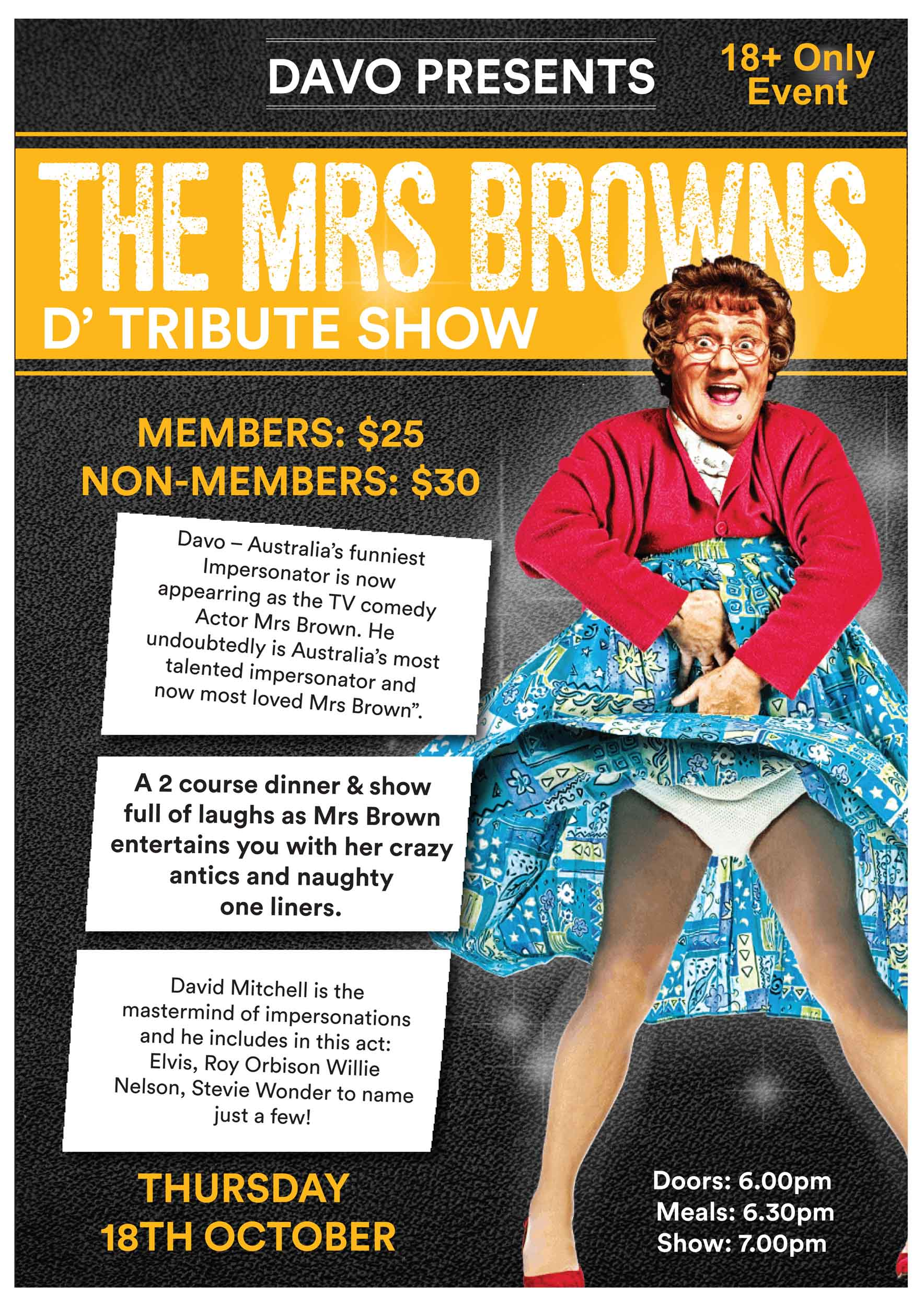 Mrs Browns A2 small