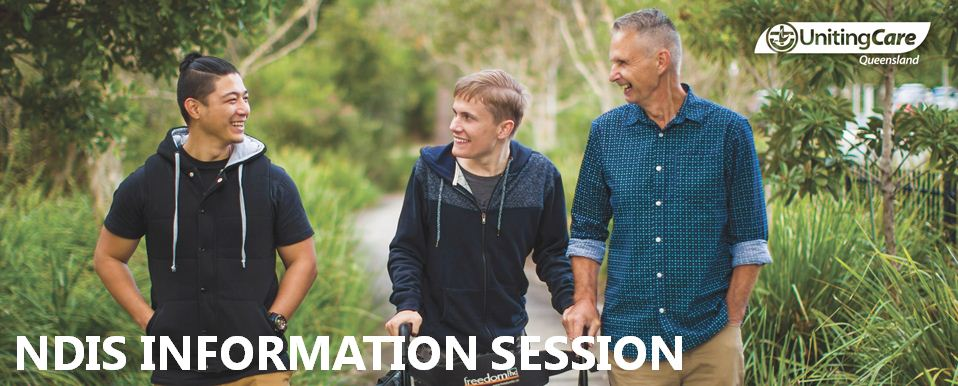 ndis information sessions - banner