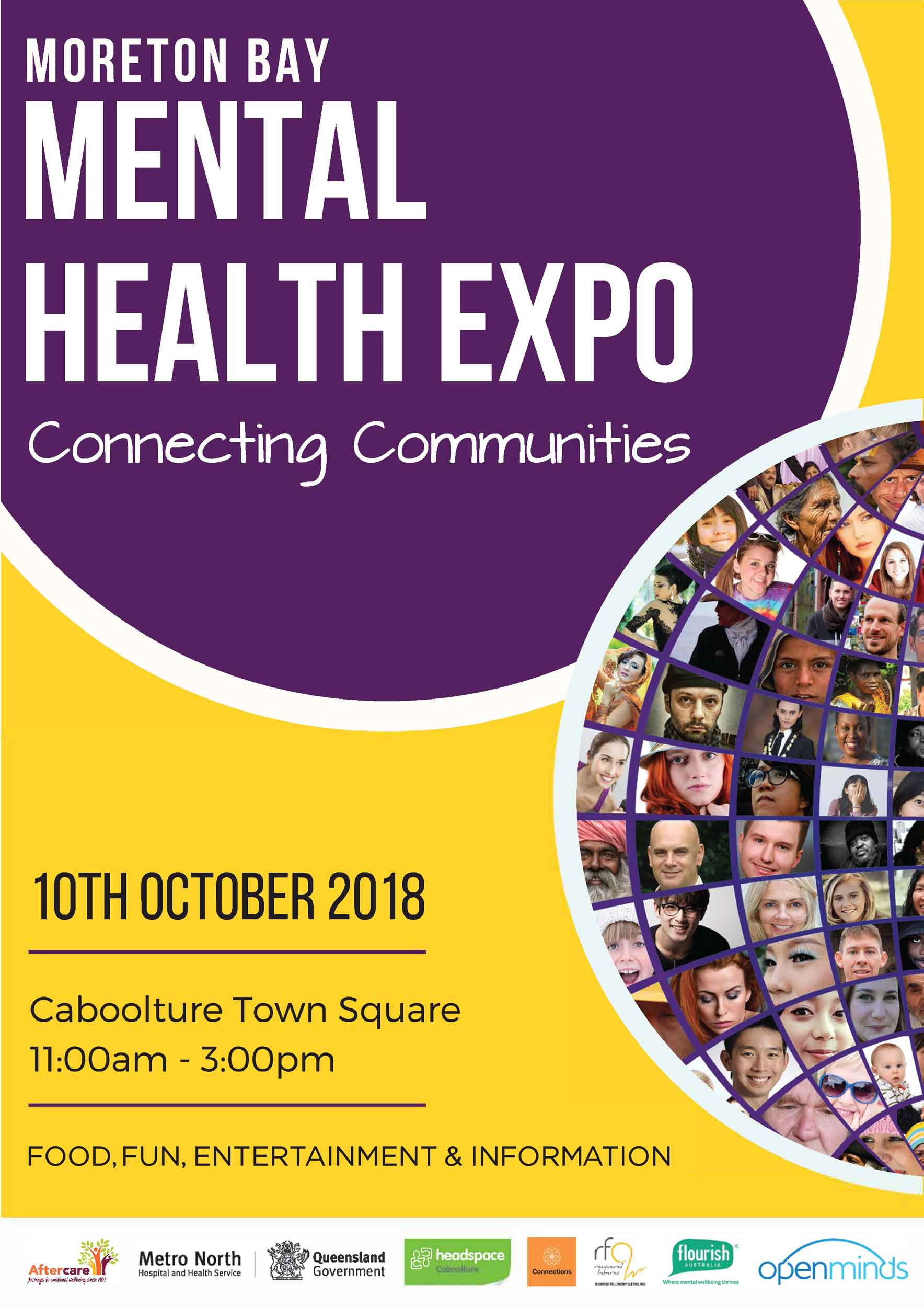 The Moreton Bay Mental Health Expo-MH Expo poster-page-0 small